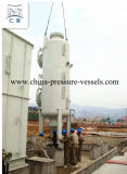 Imbarcazione ad alta pressione con la certificazione di ASME (P-010)