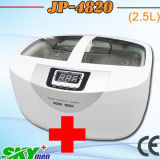 의학 Instrument Tool Denture Cleaning Digital Ultrasonic Cleaner 2.5L Jp 4820