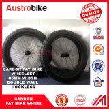 24mm 넓은 가장 새로운 탄소 섬유는 탄소 자전거 변죽, 관이 없는 MTB 탄소 변죽 650b에 테를 단다