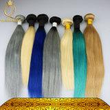 まっすぐにおよびボディ波のブラジルのRemyの毛