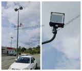 proiettore esterno di illuminazione 100W LED di 110lm/W Dimmable 200W 150W 80W 50W 30W 20W 10W
