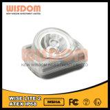 Msha 폭발 방지 내염성 LED 광업 빛, 헬멧 가벼운 지혜 Lamp2