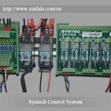 Axe de la commande numérique par ordinateur Xfl-1325 5 cheminant tous les polymères en plastique importants aussi bien que du bois ferreux de matières composites en métal et plus de couteau de commande numérique par ordinateur de machine de gravure de commande numérique par ordinateur