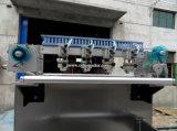 Máquina de enchimento da selagem do copo descartável da água bebendo
