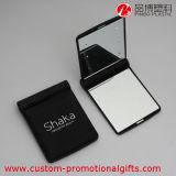 Miroir latéral en plastique de forme de rectangle double avec l'éclairage LED