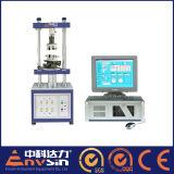 Máquina do teste material da força da inserção e da extração do equipamento de laboratório