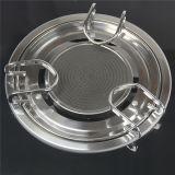 fornello di gas superiore di vetro del bruciatore infrarosso 2 135X135mm Jp-Gcg210