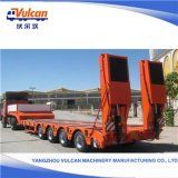 Remorque de service de cargaison de camion d'essieu de Yangzhou Vulcan 4