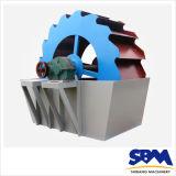 Machine de rondelle de sable de la Chine de grande capacité, rondelle de sable de vis