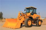 Chargeur approuvé de roue de la construction Zl30 de la CE avec des dispositifs de protection en cas de renversement