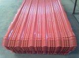 Valspar/Akso ha ricoperto la bobina d'acciaio per la decorazione del tetto