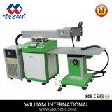 Machine van het Lassen van de Brief van het Metaal van de Laser van de hoge Precisie de Enige Hoofd (vct-200LW)