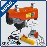 機能携帯用ウィンチ小型電気ワイヤーロープ起重機