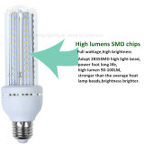 에너지 절약 램프 빛 2700-6500k PBT 방연제 물자 전구가 SMD2835에 의하여 점화 LED 옥수수 전구 E27 집으로 돌아온다