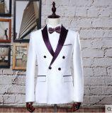 고품질 남자의 결혼식 신부 세트 블레이저 코트 한 벌