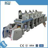 Hochgeschwindigkeitscomputer-Steuergravüre-Drucken-Maschinen-Qualitätszylindertiefdruck-Drucken-Maschinen-Preis