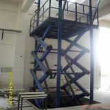 Sjg0.3-1.2 uma alta qualidade de 1.2 medidores reparada Scissor o elevador