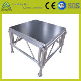 Het regelbare Stadium van het Aluminium van Prestaties Beweegbare en Draagbare Openlucht Binnen