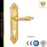 Ручка замка двери строба сплава цинка с валиком стороны (7009-Z6236)