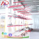 Горячее Sale Gravity Racking Steel Racking для Warehouse