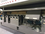 Automatique PLC Control 10 Wheels Glass Edge Polishing Machine