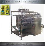 De automatische Machine van de Verpakking van de Saus van multi-Stegen