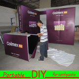 Exhibition Booth Design Installation Trade Show Fair Stand DIY Construction