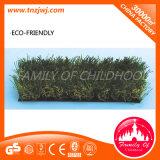 Pavimentazione artificiale d'abbellimento ecologica di sport esterni dell'erba