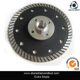 Piedra herramienta de diamante granito / mármol / diamante de corte y muela de la rueda de sierra de hoja