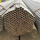 A53 Zwarte Pijp BS1387 BS1139 ASTM voor Planken