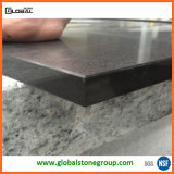 Hospitalityのための中国Pure Black Quartz Countertops