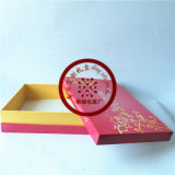Caja de cartón de embalaje impreso de gama alta para productos de fragancia