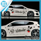 Kundenspezifisches Different Pattern und Color Vinyl Car Body Sticker