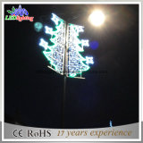 Motiv des China-Lieferanten-LED Pole beleuchtet Weihnachtsdekoration-Lichter