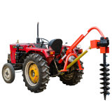 3 puntos del tractor Pto Tierra Auger / Excavador de Hoyos