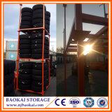 60X60 Foldable Inch Metal Tire Rack Tyre Collapsible Stackable Stillage
