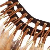 De Juwelen van de Halsband van de Verklaring van de Kraag van de Veer van de manier