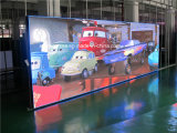 Fabrik P10 im Freien farbenreiche LED-Bildschirmanzeige-Baugruppe