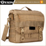 Esdy Shoulder Computer Bag Messenger Bag 1000d Tactical Computer Bag