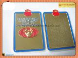 La medaglia della concorrenza di illuminazione del peso assegna il medaglione (JINJU16-082)