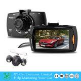 carro manual DVR da visão noturna do gravador de vídeo do carro de caixa da câmera HD DVR Balck do carro 1080P