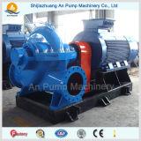 Doppia pompa centrifuga di rivestimento lungo un asse rovesciata di aspirazione del grande volume orizzontale