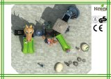 Тематический парк спортивной площадки LLDPE пластичный напольный