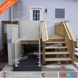 Piattaforma verticale elettrica degli elevatori di sedia a rotelle/elevatori di sedia a rotelle esterni