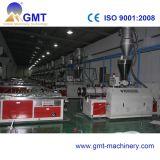 Decking di WPC che fa produzione di macchina dell'espulsione della macchina