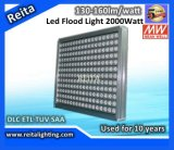 100-4000W Meanwell Driver High Lumen LED Outdoor Flood Light