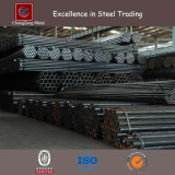 Carbonio Round Steel Pipe per l'India (CZ-RP60)