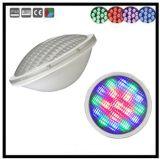 18W 플라스틱 LED PAR56 수중 수영풀 빛
