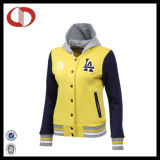 Ladiesのための高品質Fashion Baseball Jacket