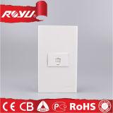 Socket TV + Rj11 4 Core Tel Socket